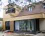 Extension ossature bois - 91 Gif-sur-Yvette - architecte Roinnel Yann