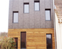 Extension ossature bois - 91 Marcoussis - architecte Penard Karine